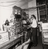 Demonstration of the Computer Science Department Equipment