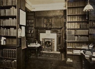 Breams Building Library