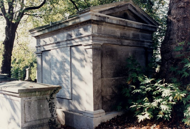 Family Mausoleum of George Birkbeck