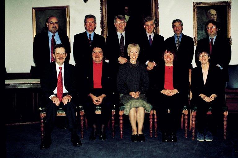 Birkbeck Women in Senior Positions