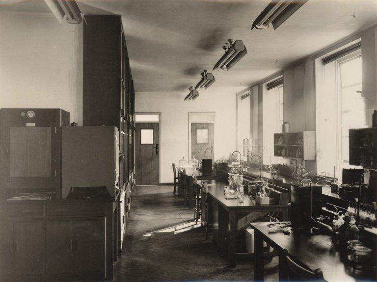 Gwynne-Vaughan Research Laboratory
