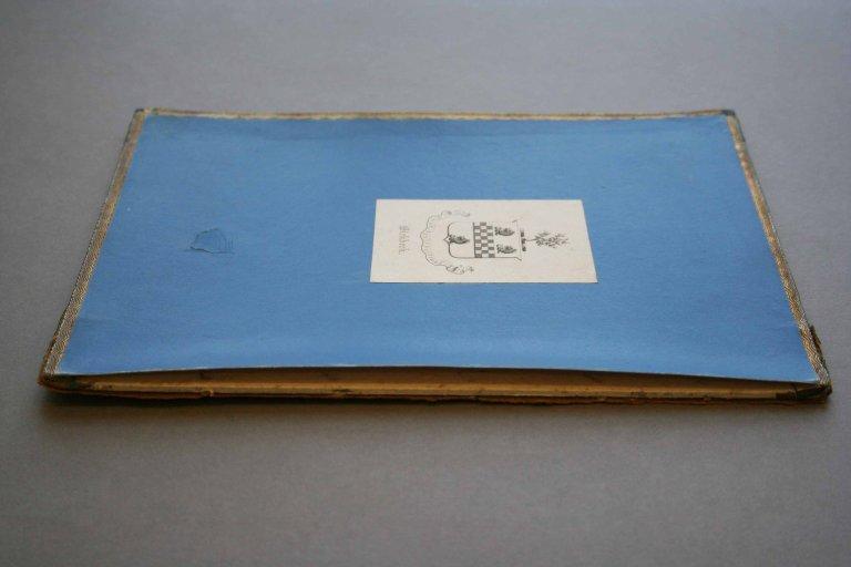 Album During Conservation