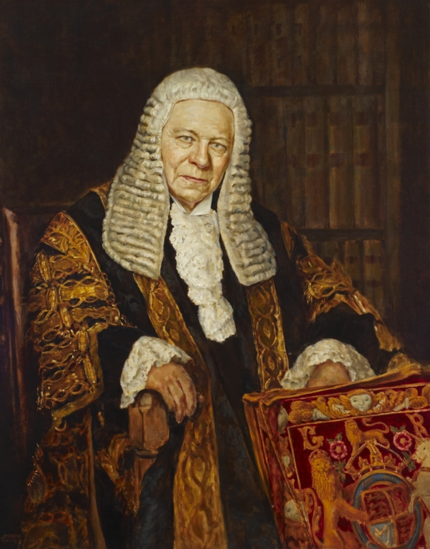The Right Honorable Viscount Haldane of Cloan (Richard Burdon Haldane)