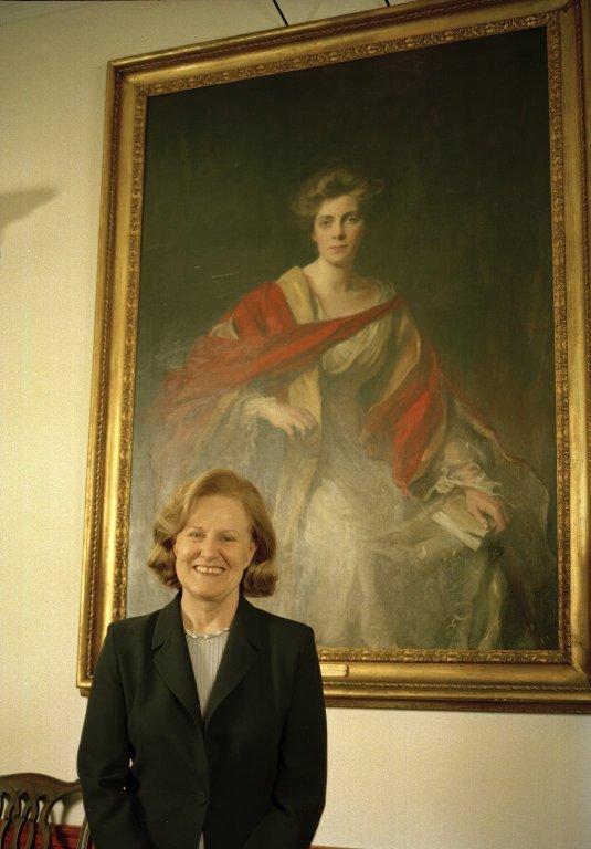 Baroness Smith of Gilmorehill (Elizabeth Margaret Smith)