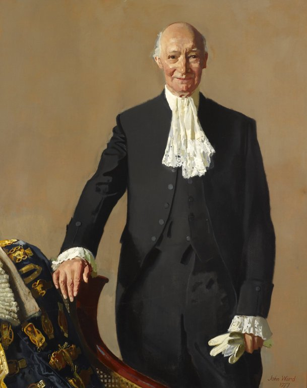 The Right Honourable Lord Denning (Alfred Denning)