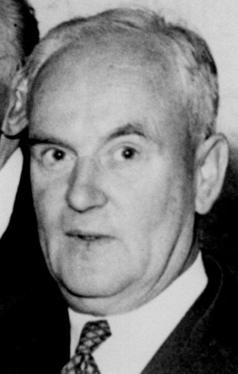 Sir John Lockwood (John Francis Lockwood)