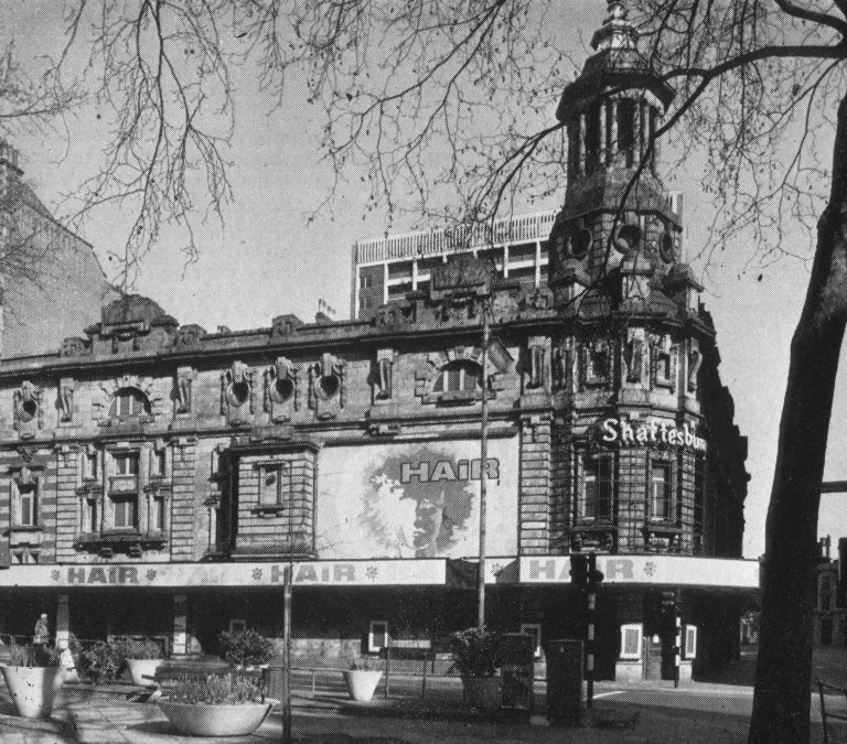 [New Prince's Theatre, Prince's Theatre, Shaftesbury Theatre]