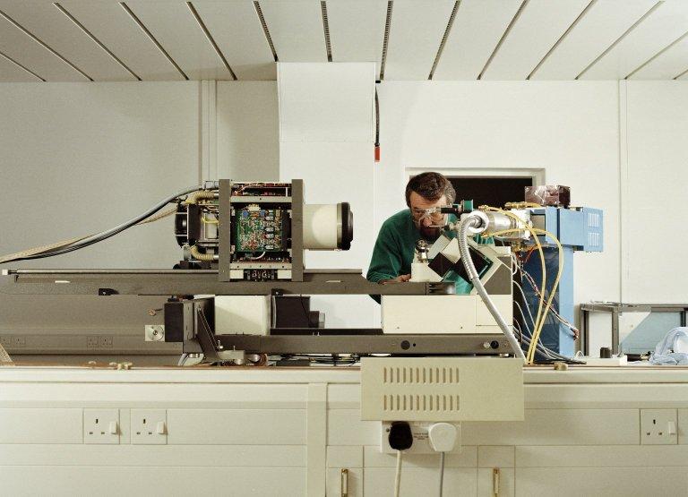 Research Laboratory/Equipment