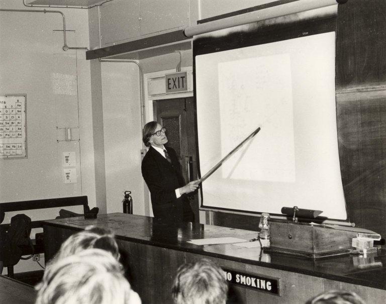 Professor J.T. Temple's Inagural Lecture