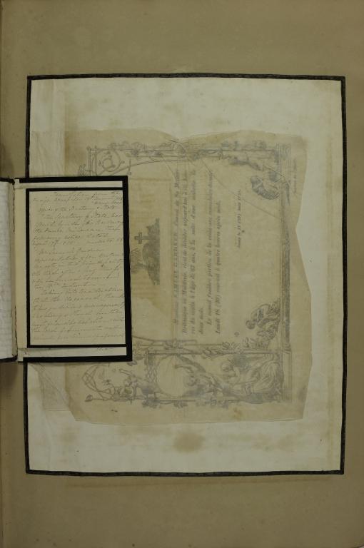 Translation of 'Nouvelles de l'Interieur'