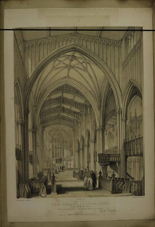 The Parish Church at Leeds