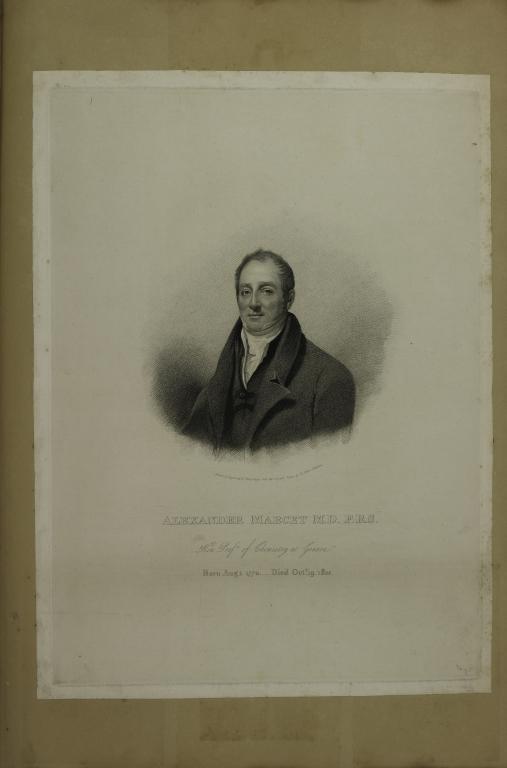 Alexander Marcet