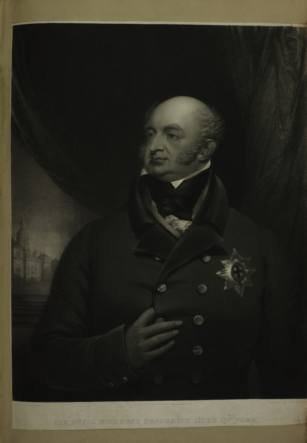 His Royal Highness Frederick Duke of York